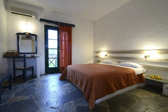 Vagia, Grecja: double bed rooms