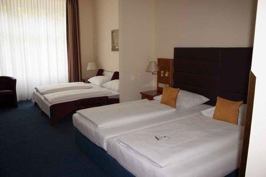 Austria Classic Hotel Wien: Quad room