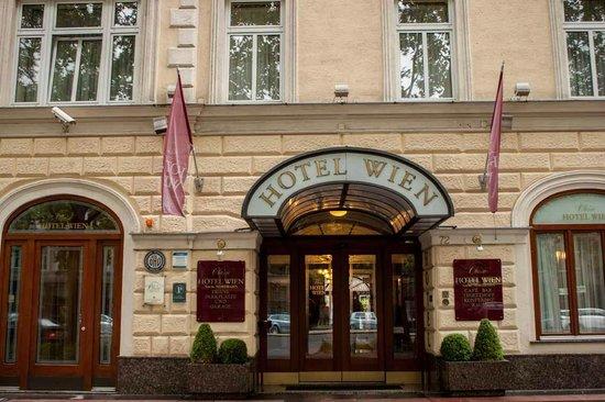 Austria Classic Hotel Wien: Hotel Wien