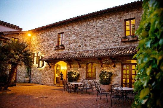 Hotel Bramante: Ingresso