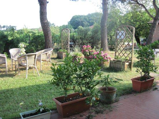 Locanda Il Fornello : Il giardino