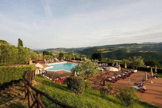 Hotel Bramante: Piscina