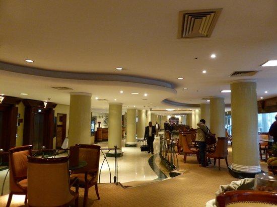 InterContinental Nairobi: Recepção