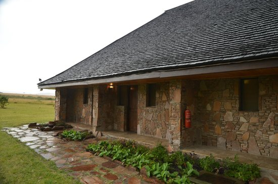 Keekorok Lodge-Sun Africa Hotels: Quarto (Exterior)
