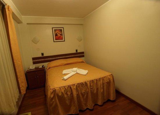 Antawasi Hotel: Ma chambre