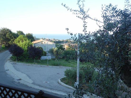 Residence Tortorella Inn Resort : Panorama