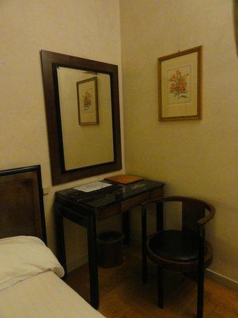 Verdi Hotel: Δωμάτιο 3ου ορόφου