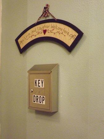 Old Historic Creole Inn : Key Drop