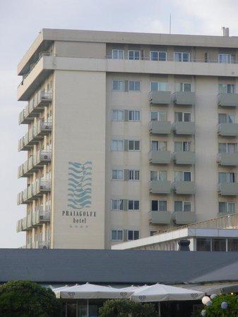 Hotel PraiaGolfe: Hotel
