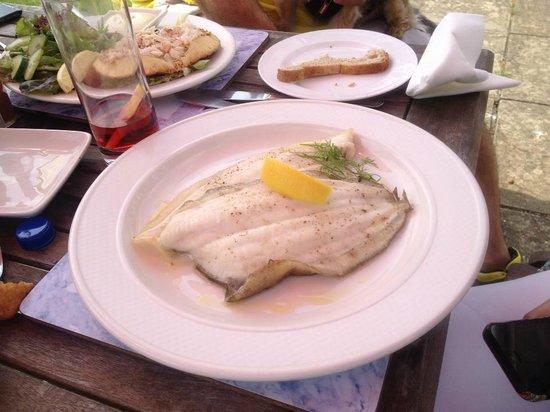Riverside Restaurant: Lemon Sole