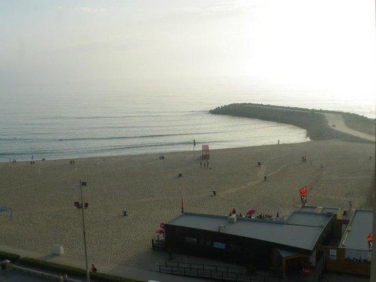 Hotel PraiaGolfe: dalla terrazza fronte oceano
