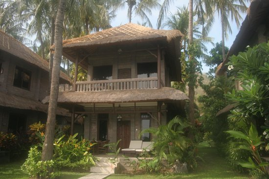 Hidden Paradise Cottages: seaview room