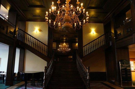 Steigenberger Hotel Thüringer Hof: Empfangshalle