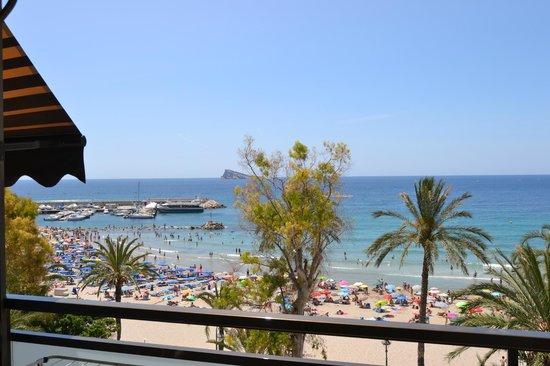 Apartamentos Atlántida: Ahh The View !