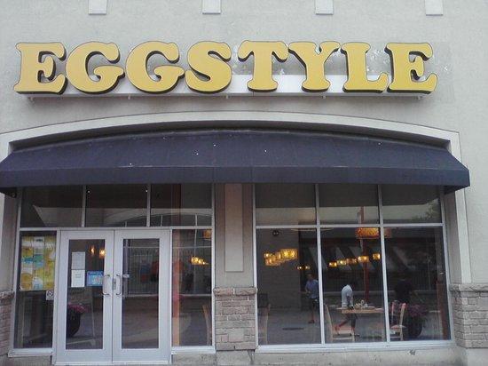 outside of eggstyle