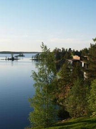 Spahotel Casino: Lake Saimaa