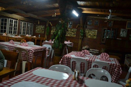 Masferre Country Inn and Restaurant : Masferre restaurant