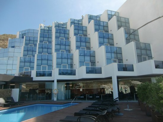 Hotel Valhalla Spa: Vista general