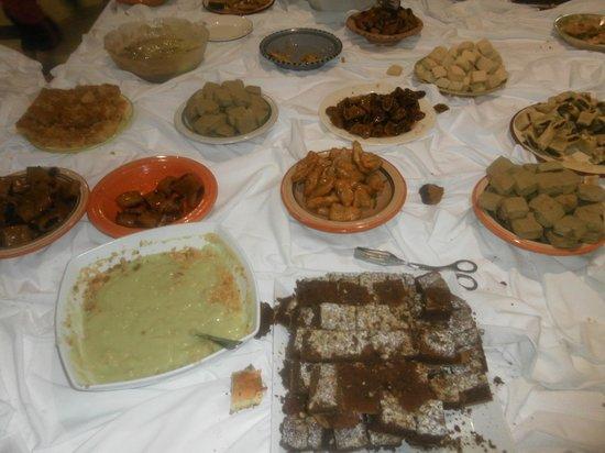 El Mouradi Club Kantaoui: cakes