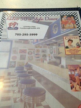 P.J.'S Diner