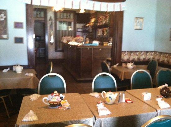 Brackenridge, Pennsylvania:: Cafe bar
