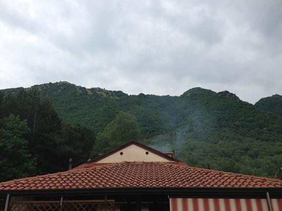 IL Conte: i monti circostanti