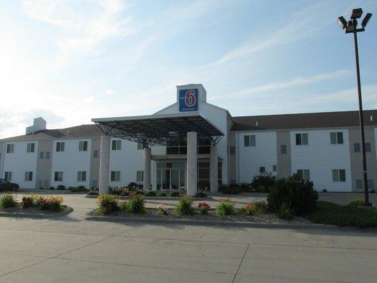 Motel 6 Avoca: Entrance