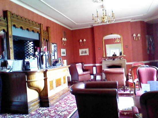bar - Picture of Crabwall Manor Hotel & Spa, Mollington
