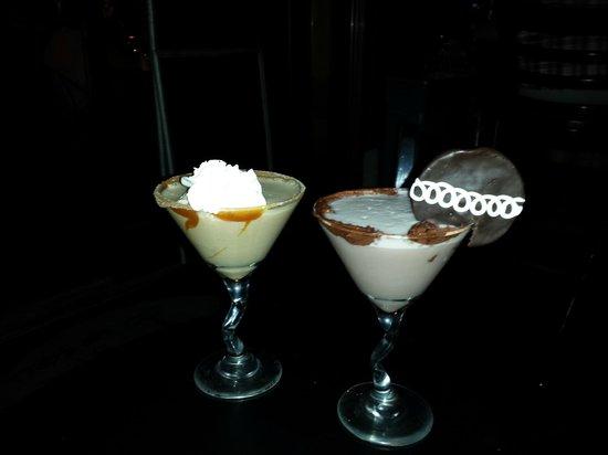 Park Avenue Manor: Jen's and Friends martini's 2