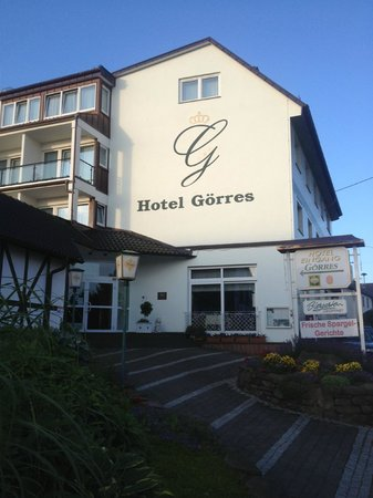 Hotel Goerres: Hotel