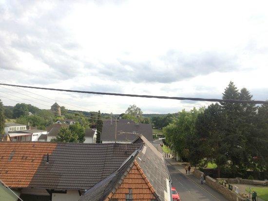 Hotel Görres: View