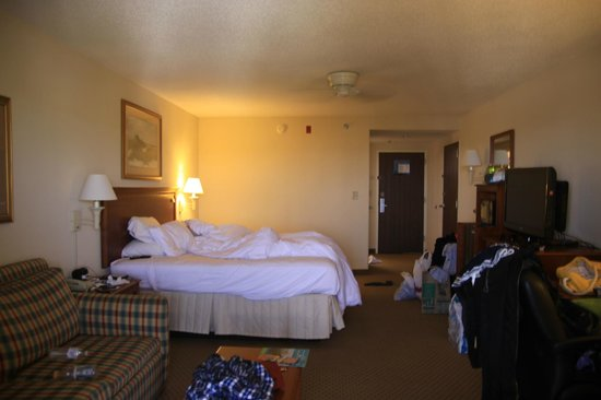 Hampton Inn & Suites Outer Banks / Corolla: view of room