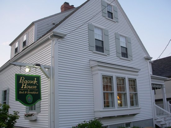 Peacock House Bed & Breakfast: Peacock House B&B