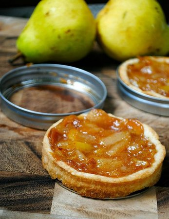 De Oude Huize Yard: Apple pies