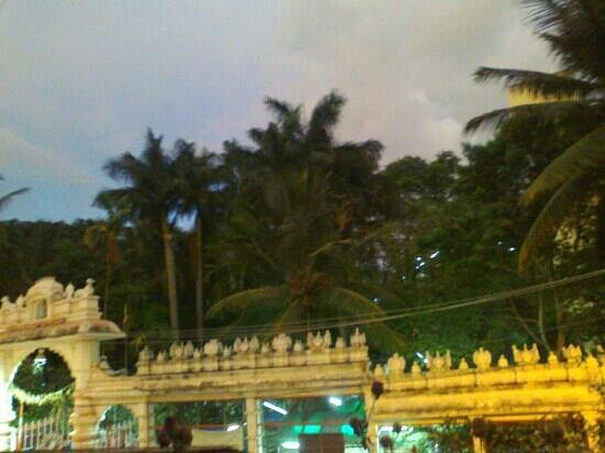 Ragigudda Anjaneya Temple: Raggi Gudda Temple