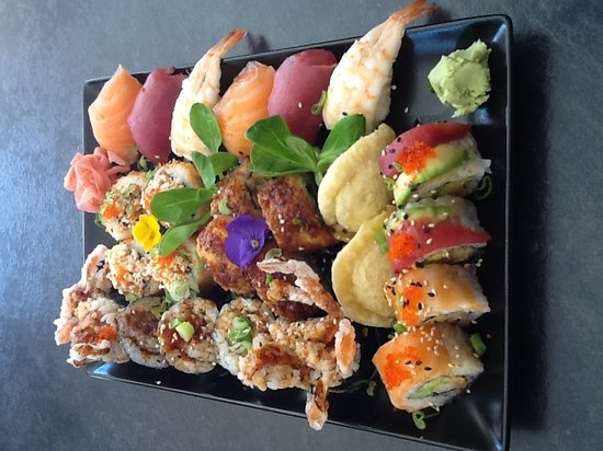 Men degustaci n para dos restaurante japon s en alicante for Restaurante japones alicante
