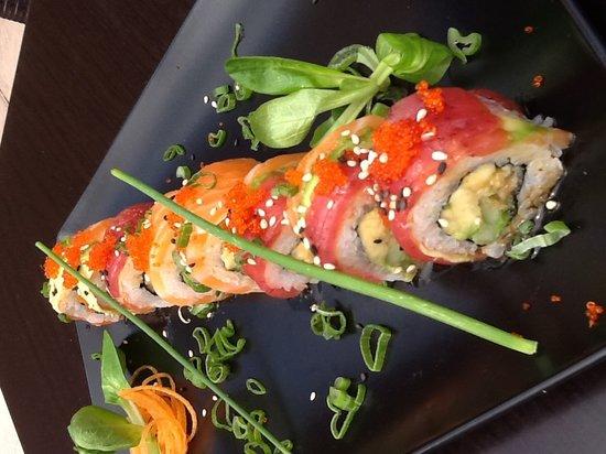 Kimoshi maki restaurante japon s en alicante bild von for Restaurante japones alicante