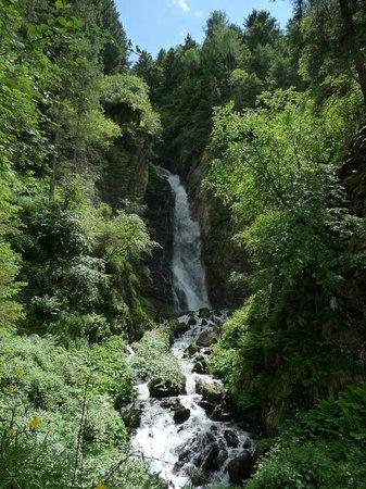 Residence La Cascata: La cascata