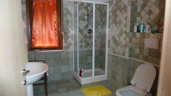Residenze Le Vele: Bagno