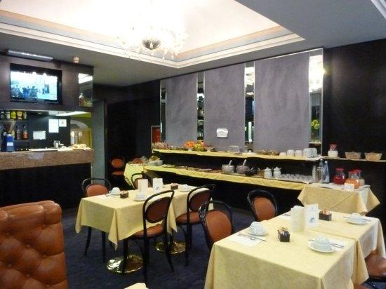 Hotel Centrale Byron: sala colazioni 2