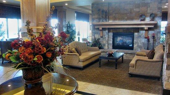 Hilton Garden Inn Salt Lake City Downtown: Lobby