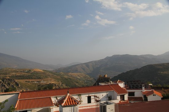 Andalucia Hotel: View from balcony.