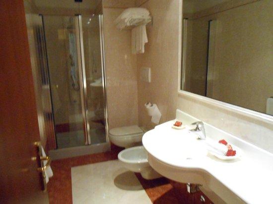 Admiral Hotel Villa Erme: Bagno