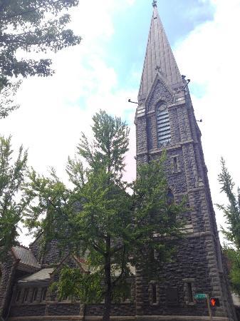 Photo of First Presbyterian Church taken with TripAdvisor City Guides
