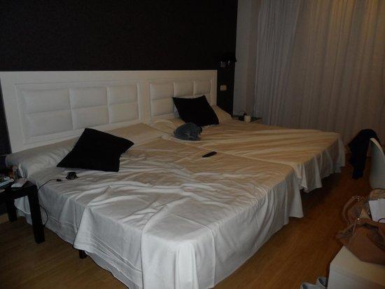 Evenia Zoraida Garden: Double beds