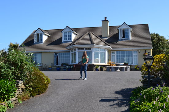 Ceann Tra Heights Bed and Breakfast: Beautiful Siren Beckoning Call to Cean Tra Heights B&B