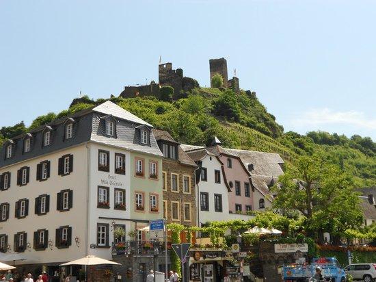 Hotel Haus Lipmann: View of Beilstein