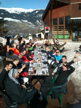 Pub Le Ski Lodge