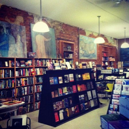 Downtown books & espresso