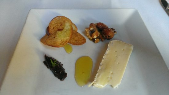 Five Fifty Five: This Was the Cheese Plate!